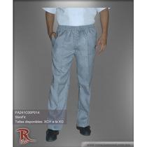 Pantalón Para Chef Unisex