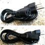 Cable De Poder O Corriente Para Power Computadoras Mezclador