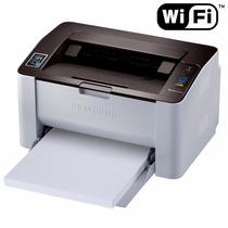 Impressora Samsung Laser Slm2020w Wi-fi 110 Volt +tonner