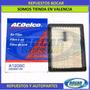 Filtro Aire Motor 25099149 Chevrolet Montecarlo V6 3.4 94-97