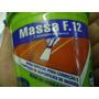 Massa Madeira F12 Viapol 400gramas Cerejeira