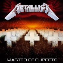 Metallica Master Of Puppets Vinilo Lp Nuevo Importado
