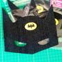 Kit Com 40 Máscaras Batman Lembrancinha Aniversário