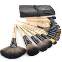 Brochas 32 Piezas Make-up For You De Pelo Pony