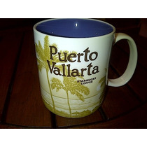 Taza City Mug Starbucks Puerto Vallarta