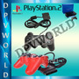Control Playstation 2 Ps2 Sony Alambrico Original Palanca