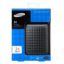 Disco Rigido Externo Portatil Samsung O Wd 2tb Usb 3.0