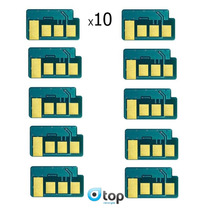 Kit 10 Chips Samsung Ml 1660 1865 Scx3200 Mlt D104s 104s