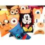 Souvenirs Personalizados Cumpleaños Infantiles Muñeco Tela