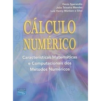 Cálculo Numérico - Décio Sperandio