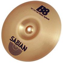 Platillo Sabian B8 10 China Splash 41016 Nuevo!!!
