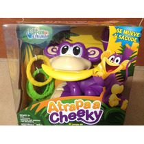 Elefun & Friends Atrapa A Cheeky Original De Hasbro