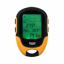 Reloj Barometro Altimetro Termometro Brujula +clima Mimall