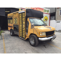 Chevrolet Vanette Autentica Food Truck 2016