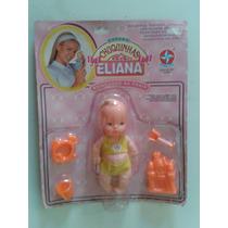 Boneca Antiga Estrela Chuquinhas Da Eliana