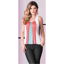 Blusa Sexy Top 71239 Vicky Form