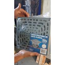 Caixa Coletora P/ Agua Pluvial Resistente E Funcional Grande