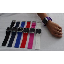Kit 10 Relogio Led Pulso Puma Sport Black Watch Led Digital