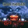 Cd Iron Maiden Rock In Rio Lacrado 2 Cds
