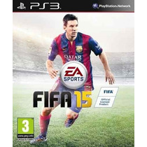 Fifa 15 Ps3 + Pase Online Zona Games ;)