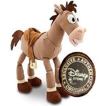 Toy Story Bala No Alvo,cavalo Do Woody Original Disney Store
