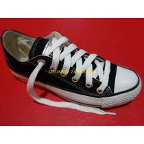 Zapatillas Converse Tipo All Star - Talles Del 34 Al 44