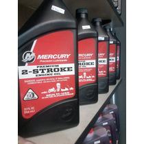 Aceite Nautico Mercury Para Motores 2 Tiempos Tc-w3