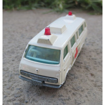 Vintage Raro Tomica Camioneta Toyota Hiace 1/64 De Coleccion