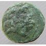 Moeda Grega Illyria Dyrrachion Zeus Tripod 300ac- Ref. C1793