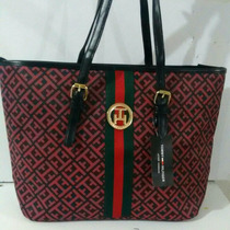 Carteras Th Mk Bolsos Tommy Damas Moda Fashion