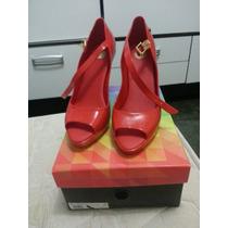 Sapato De Salto Alto Melissa