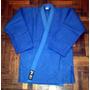 Judogi Shiai Tramado Mediano Azul Judo T4 Al 8(1,70 A 2,00m)