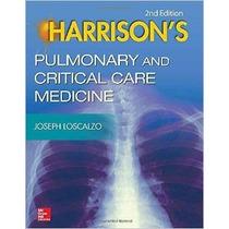 Harrison Pulmonary And Critical Care Medicine, 2e Pulmonar L