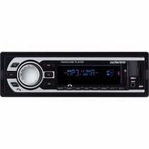 Som Automotivo Naveg Nvs 3018 Bt Mp3 Player Bluetooth Usb