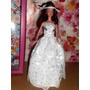 Barbie Original De Mattel Vestida De Novia