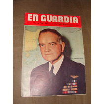 Revista Antigua 1941, Revista En Guardia , Segunda Guerra M