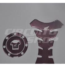 Protetor Tanque Bocal Mod01 Moto Honda Hornet 600 Cbr Cb 500