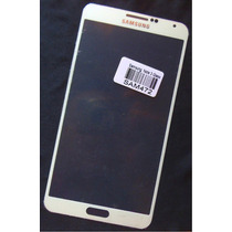 Samsung Galaxy Note 3 Refacción Cristal Glass Color Blanco !