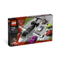 Lego Cars 8638 Spy Jet Escape!!
