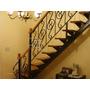 Escaleras Con Barandas De Diseño En Hierro Y Madera Lanús