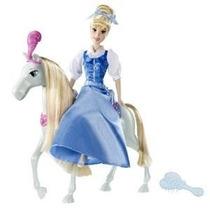 Barbie Cenicienta Y Su Caballo Nueva Incluye Envio Por Dhl