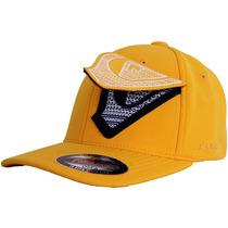 Boné Quiksilver Texture - Amarelo