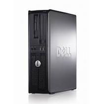 Dell Optiplex 755/ 4gb De Ram / 250 Disco Duro Sd/ Monitor
