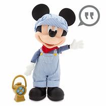 Mickey Mouse Conductor De Tren Que Habla En Inglés