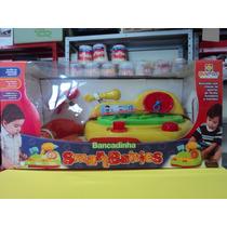 Bancadinha Com Ferramentas Smart Babies Divplast Brinquedos