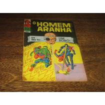 Homem Aranha 1ª Série Nº 21 Dezem/1970 Editora Ebal Original