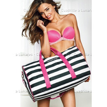 Bolso Gateway Victoria´s Secret - Viaje - Rayado - Gym