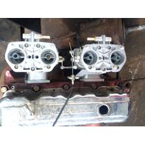 Speed 40 Idf Carburador Mod. Weber Idf + Coletores Op. 4cc
