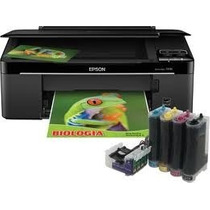Impressora Epson Tx125/135 Tinta Comestível Para Papel Arroz