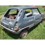 Renault 5 Motor Y Caja Repuestos Leer Aviso Burro Arranque